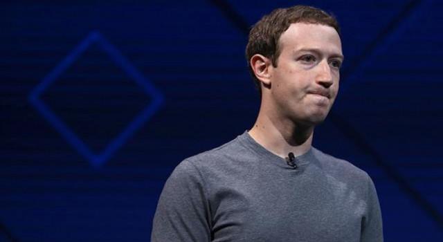 Facebook'a erişim sıkıntısı nedeniyle Zuckerberg'in serveti çakıldı!