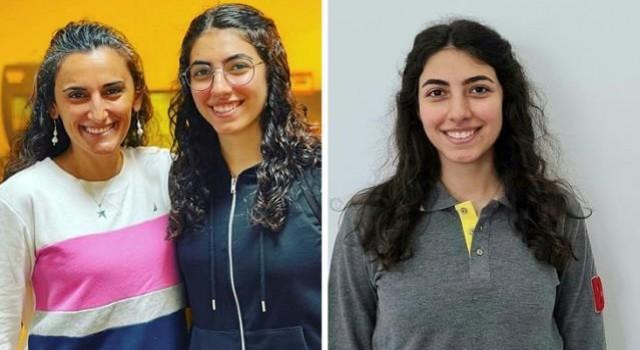 Harvard Üniversitesi'ni tam burslu kazanan Diyarbakırlı Dicle, Türk bilim insanı Canan Dağdeviren'le buluştu