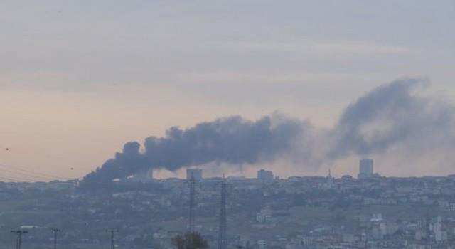 İstanbul, sabah saatlerine yangınla başladı!