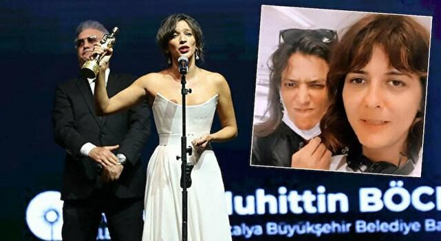 Nihal Yalçın'ın yakın arkadaşı Zeynep Ocak'tan PKK elebaşı Öcalan'a övgü dolu sözler