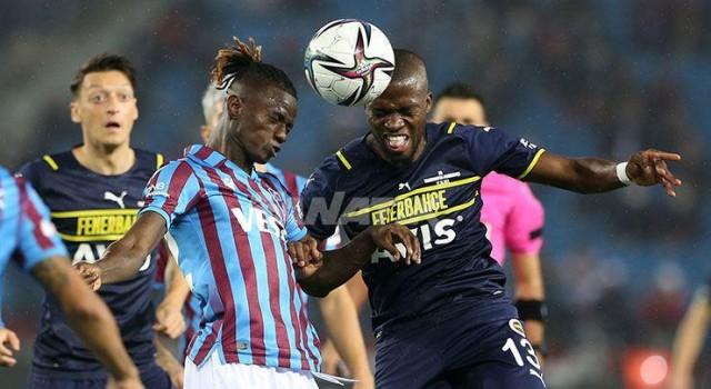 Zirvenin yeni sahibi Trabzonspor