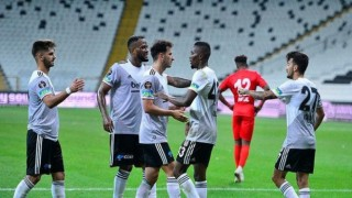 Güven Yalçın attı Beşiktaş kazandı