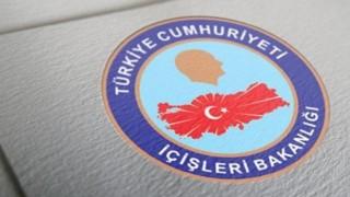 İçişleri Bakanlığı: Çekirge operasyonu başlatıldı