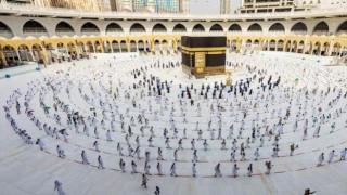 Mescid-i Haram ve Mescid-i Nebevi, 17 Ekim'den itibaren tam kapasite ibadete açılıyor
