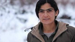 PKK'nın sözde kadın sorumlusu, TSK ve MİT'in operasyonunda öldürüldü