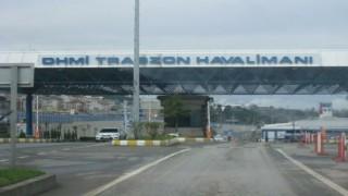 Trabzon Havalimanı'nda Bomba Alarmı